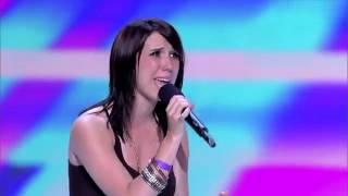 THE X FACTOR USA 2012 - Jillian Jensen's Auditions