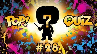 POP! Quiz #28 (Guess the POP! Vinyl)