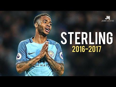 Raheem Sterling - Sublime Dribbling Skills & Goals 2016/2017