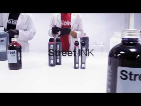 MTN Street Ink 200ml