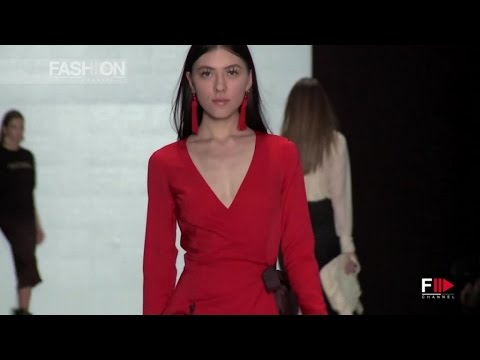 BELLA POTEMKINA Mercedes Benz Fashion Week Russia Autumn Winter 2015 by Fashion Channel