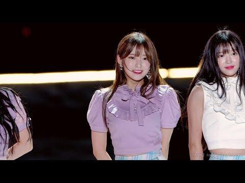 [4K] 171008 OH MY GIRL(오마이걸), 아린 '한 발짝 두 발짝' 직캠 By 도라삐 @ 세종축제 아름다운 노랫말 콘서트, 세종호수공원