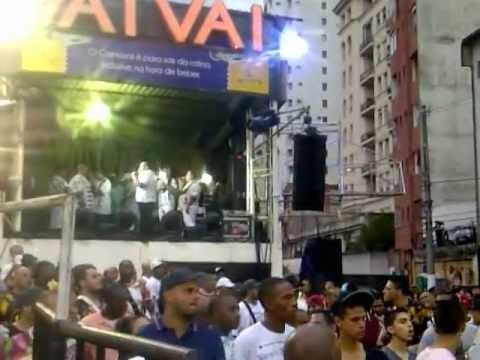 "Vai-Vai Samba School - Carnival rehearsal at ""Escola de Samba Vai-Vai"" Sao Paulo, Brazil 2013"