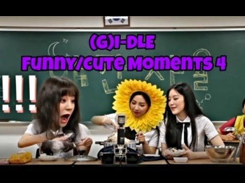 (G)I-DLE (여자)아이들 - Funny & Cute Moments (Part 4)