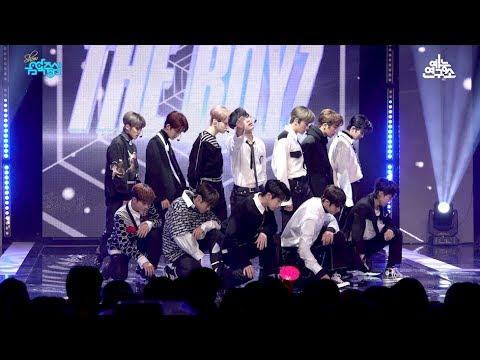 [예능연구소 직캠] THE BOYZ - No Air, 더보이즈 - No Air @Show Music core 20181201