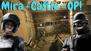 Mira/Castle Strat #3 - Rainbow Six Siege
