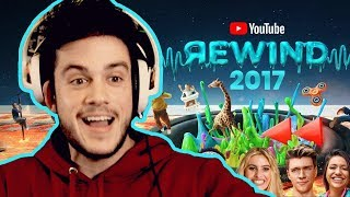 YOUTUBE REWIND'DA BEN DE VARIM! (Youtube Rewind 2017 Tepki)