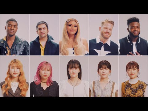 Little Glee Monster 『Dear My Friend feat.Pentatonix』Music Video