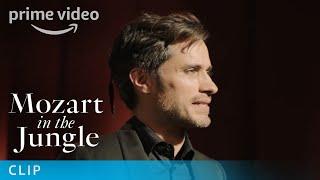 Mozart in the Jungle Season 4 - Clip: Thanks | Prime Video