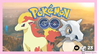 Pokemon GO Ep 23 Female Pokemon Event