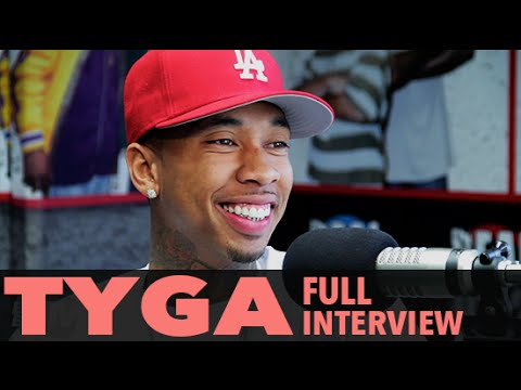 Tyga on Ex-Girlfriend Kylie Jenner, New Album