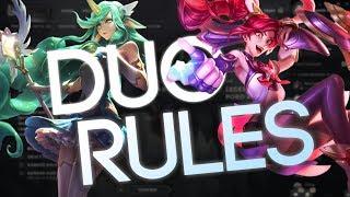 Instalok - Duo Rules (Dua Lipa - New Rules PARODY)