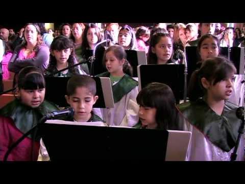 GLORIA A DIOS (CANTO PARA MISA).mpg