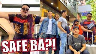 FIRST TIME KO DITO SA HONG KONG (SAFE BANG MAGTRAVEL?)   LC VLOGS #289