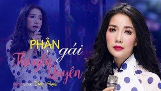 Phận Gái Thuyền Quyên - Thuý Huyền | Phiên Bản Nhạc Vàng Đặc Biệt [Official MV]