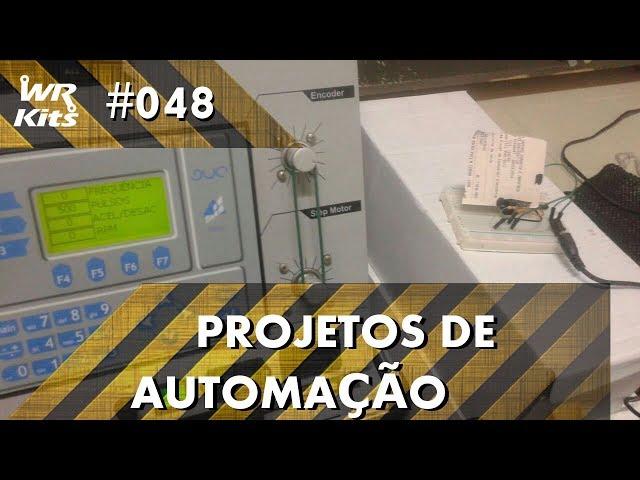POTENCIÔMETRO COM FOTOTRANSISTOR | Projetos de Automação #048