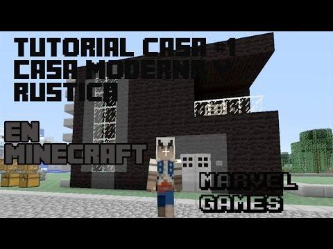Minecraft xbox 360 tutorial como hacer una casa japonesa - Como construir tu casa ...