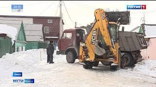 В Омской области готовы к экстренным противопаводковым мерам