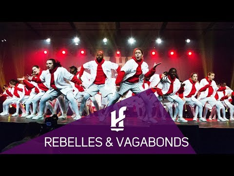 REBELLES & VAGABONDS | Hit The Floor Lévis #HTF2018