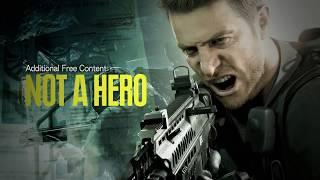 """Resident Evil 7 - """"Not a Hero"""" DLC Játékmenet"""