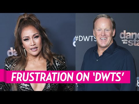 Carrie Ann Inaba Voices Frustration Over Sean Spicer Still on 'DWTS'