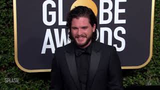 Kit Harington 'swung round by the testicles' | Daily Celebrity News | Splash TV
