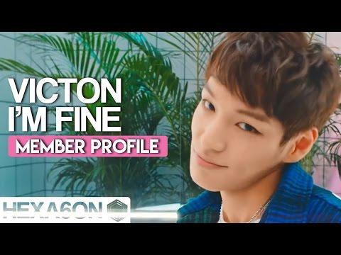 VICTON Member Profile // I'm Fine