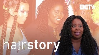Kim Kimble Spills Secrets On Styling Hair For Beyonce, Nicki Minaj, Halle Berry & More! | Hairstory