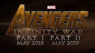 AMC Movie Talk – Marvel Announcement, Next AVENGERS Films, Black Panther, Captain Marvel and More