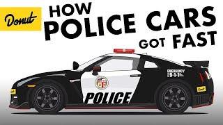 How The American Police Car Has Changed | WheelHouse