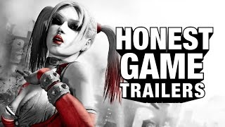 BATMAN   :  ARKHAM CITY (Honest Game Trailer)