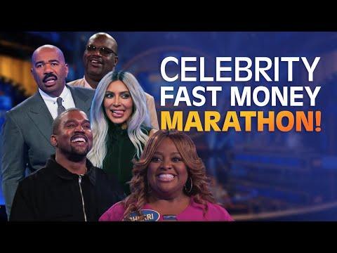 WOW! Celebrity Family Feud Season 4 FAST...