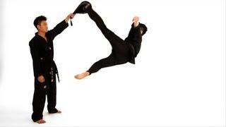 How to Do a Bolley Kick | Taekwondo Training