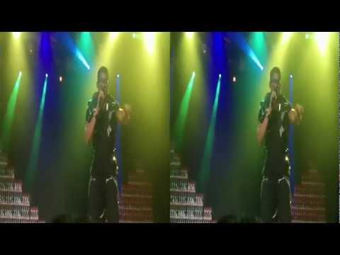 Delon performs @Come Alive Tour San Francisco at Mezzanine (YT3D:Enabled=true)