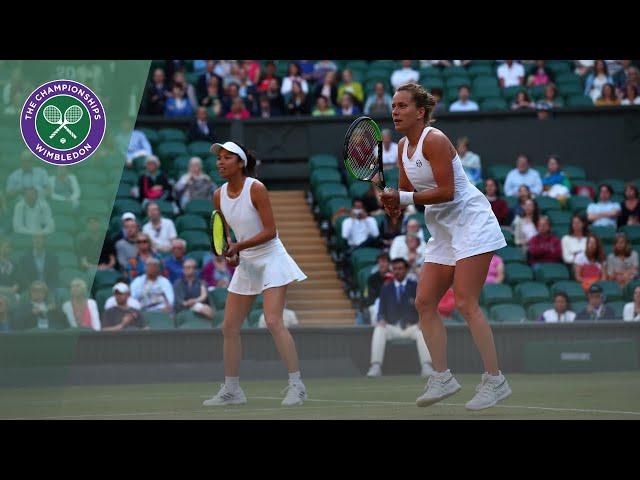 網球/未失一盤奪冠 謝淑薇勇奪生涯第3座大滿貫金盃