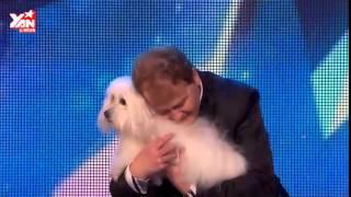 Chú chó biết nói làm rúng động thế giới Talking Dog Britain's Got Talent 2015 Vietsub