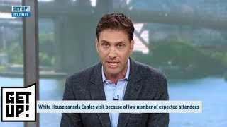 Mike Greenberg goes off on NFL owners: 'Own' response to Donald Trump's tweet | Get Up! | ESPN
