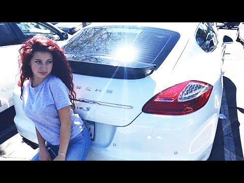 Cash Me Outside Danielle Bregoli Buys $90k Porsche She Can't Drive