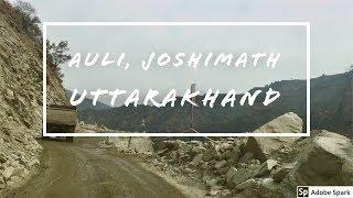 Delhi to Auli, Uttarakhand Part-1 II Delhi to Joshimath II kashipur to kedarnath II Rudraprayag