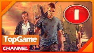 [Topgame] Top 10 phiên bản chính thức của game GTA | phần 1