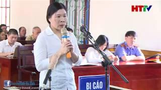Phiên tòa Sơ thẩm công khai xét xử vụ án hình sự đối với Trần Thị Xuân, thành viên HAEDC