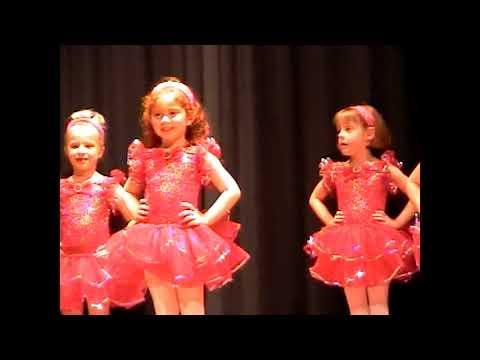 Langlois Racine Dance Revue  6-3-09