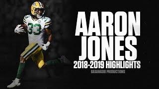 Aaron Jones 2018-2019 Highlights