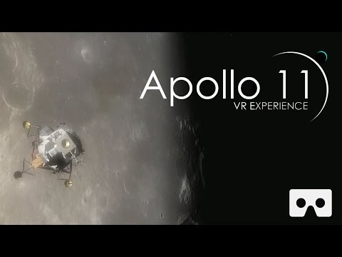 Apollo 11 VR video trailer