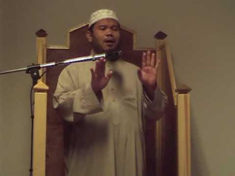 Ust.Abu Haidar - Khotbah Jum'at 181209 Amsterdam(Part 1)