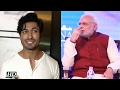 Watch: Vidyut's funny take on showing Commando 2 to PM Mod..