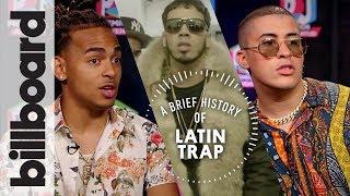 Ozuna, Bad Bunny, De La Ghetto, Farruko, & Messiah Give A Brief History of Latin Trap | Billboard