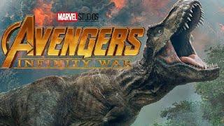 Jurassic World: Fallen Kingdom Trailer ~ Avengers: Infinity War Style (Trailer 2)