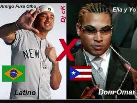 Baixar Latino vs Dom Omar - Amigo fura Olho ( Ella y Yo) Dj ck ( LADO B  Projeto paralelo )