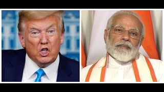 'America loves India': Trump thanks PM Modi for US Indepen..